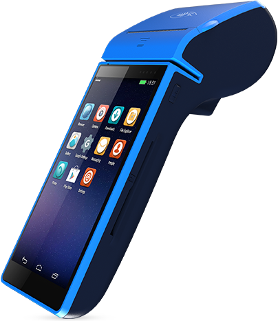 Android Mobile Payment Terminal P2000L